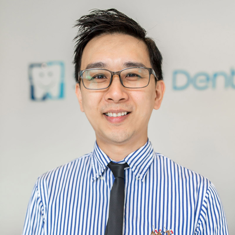 Dr Po Yang from Smiling Dental